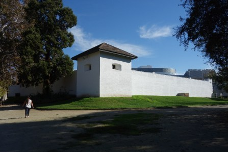 Sutter's Fort in Sacramento