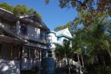 Older houses sit alongside newer ones in Midtown