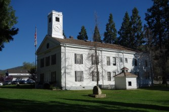 Mariposa County Court House (1854)
