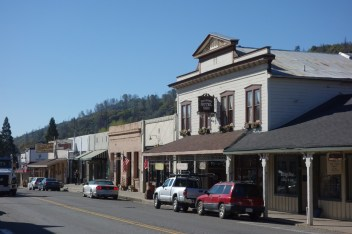 Downtown Mariposa