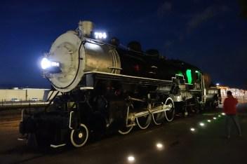 Old engine - San Antonio