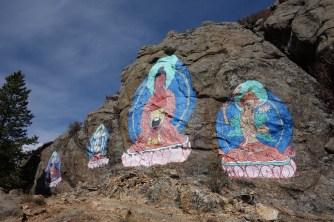 Hike to Buddha Rocks