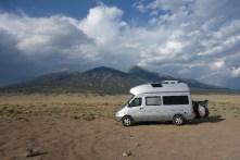 Mt. Blanca Road, CO