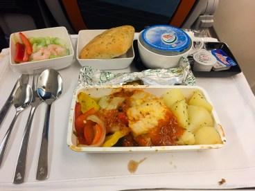 Singapore Airlinnes Premium PVG SIN 24