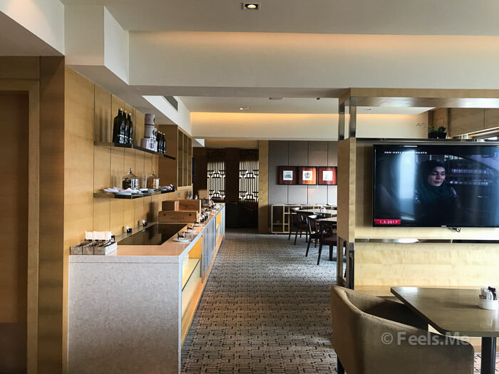 DoubleTree JB Executive Lounge Area