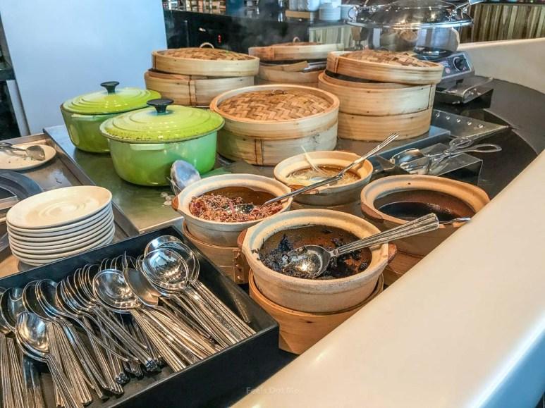 Hilton Kuala Lumpur Grand Executive Suite Breakfast Feast