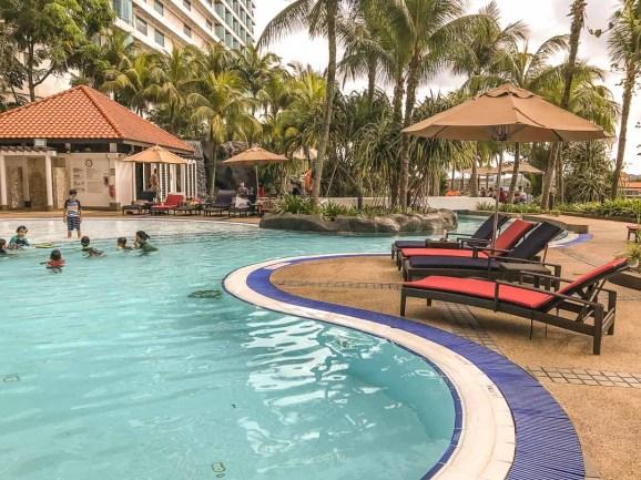 Hilton Kuala Lumpur Grand Suite Review Pool