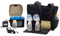 Medela Pump in Style Advanced kit - best breast pumps for working moms