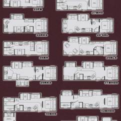 Rv Trailer Wiring Diagram Database Er Tool Heartland North Country Travel Floorplans - Large Picture