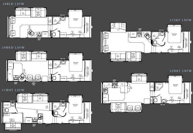 Holiday Rambler Rv Floor Plans | Wikizie.co