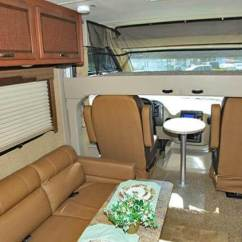 Swivel Kitchen Chairs Faucets Moen Thor 2016 Axis Ruv Class A Motorhome | Roaming Times