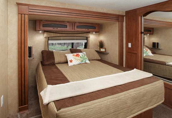 kitchen shades banquette furniture 2011 jayco eagle travel trailer | roaming times