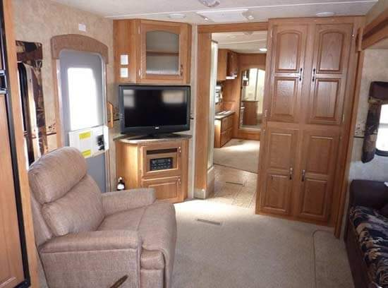 2011 Jayco Eagle Travel Trailer  Roaming Times