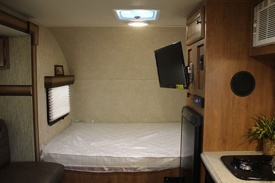 front kitchen travel trailer cost to reface cabinets 2014 palomino palomini 150rbs lite weight ...