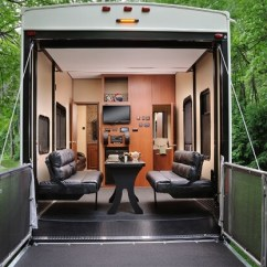 Solid Wood Toy Kitchen Marble Counters 2015 Forest River Vengeance 39b Fifth Wheel Hauler ...