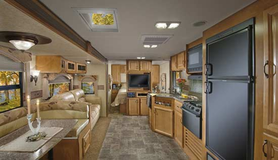 2012 EverGreen EverLite Travel Trailer