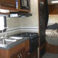 Rv Sofa Bed Cheap Upholstery Los Angeles 2012 Mvp Tahoe Class C Motorhome