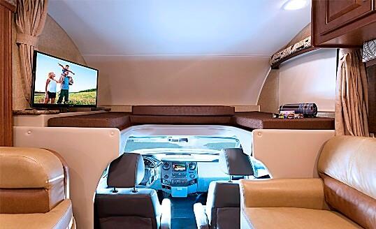 2015 Thor Chateau Super C 35SB Class C Motorhome