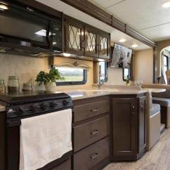 Backsplashes Kitchen Sherwin Williams Paint For Cabinets Thor Motor Coach 2017 Class A Motorhomes | Roaming Times