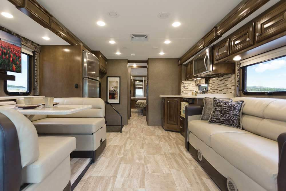 air vent for kitchen sink aid refridgerator thor 2017 class a diesel motorhomes | roaming times