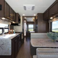 Kitchen Led Lighting Window Decoration Ideas Thor 2017 Ruv Motorhome Substantial Upgrades | Roaming Times