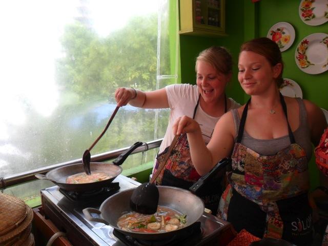 Crazy English Chefs