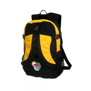 Mochilas Personalizadas para Empresas Amarela