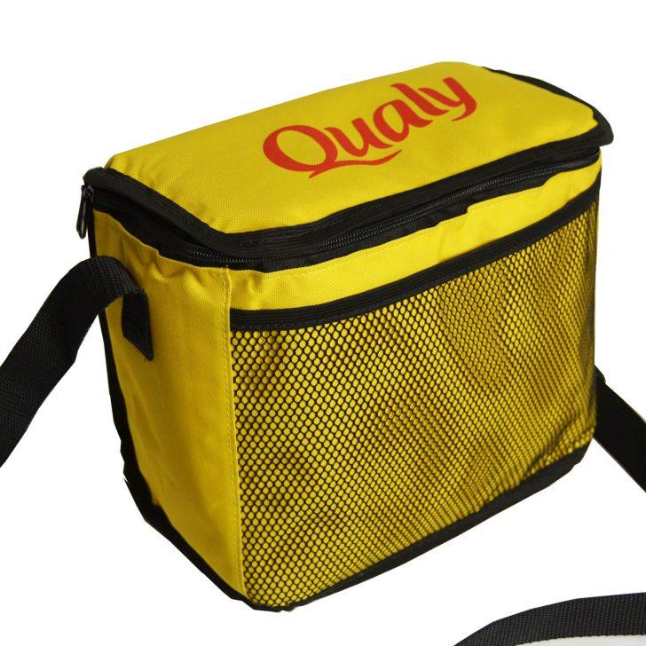 bolsa térmica personalizada para empresa Qualy