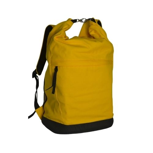 foto frontal de mochila personalizada para vender