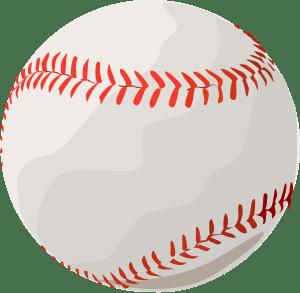 a baseball