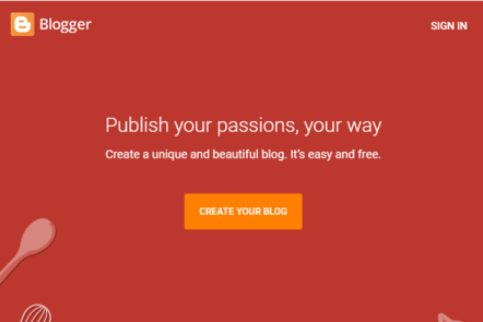 create a blog with blogger and get google adsense approval