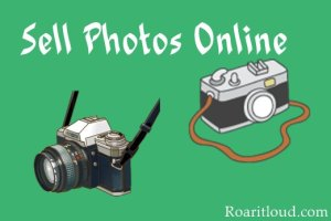 sell photos online and earn money online