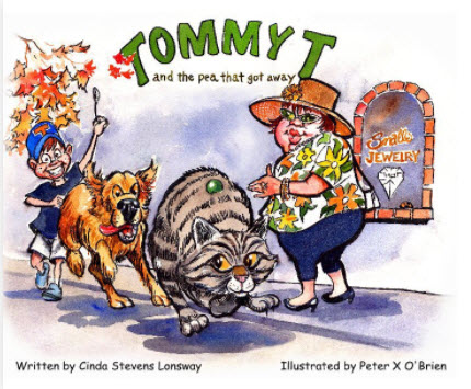 Tommy T and the Pea That Got Away