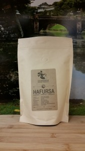 Ethiopia Hafursa Natural from Goshen Coffee