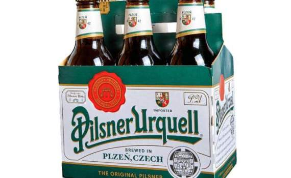 Pilsner Urquell export Stredni Amerika