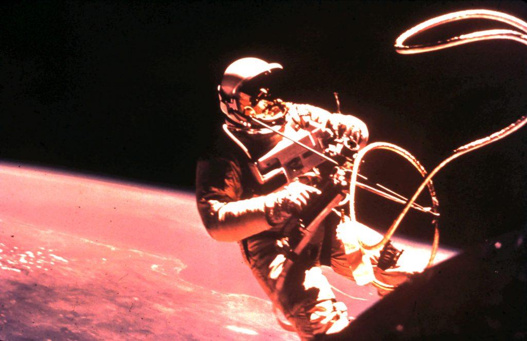 Space - Gemini 4 spacewalk. Rob Gregory Author