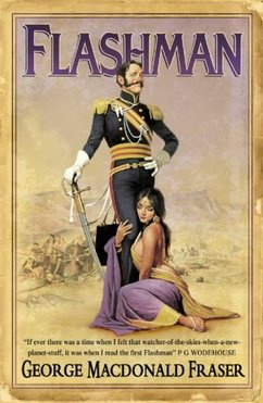 Cover of Flashman by George MacDonald Fraser - Rob Gregory Author
