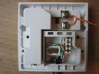 Cat5e Wall Jack Wiring Diagram likewise Telephone Wiring Colour Code furthermore UKphonecatwiring as well Dual Adsl And Broadband Filtered Telephone Extension Socket 239 P further Phone Extension Help. on uk telephone socket master wiring diagram