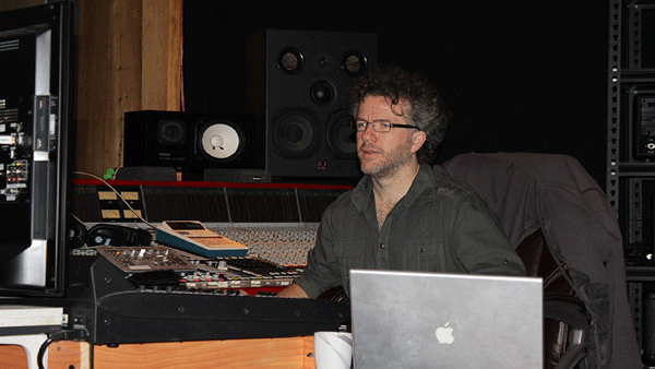 Steve Lyon, fonico di Depeche Mode, Paul McCartney, Laura Pausini, in passato ospite del FIM