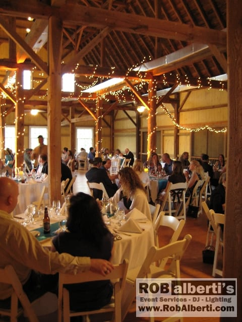 The Ranch Golf Course in Southwick MA for Caissy  Scotts Wedding Reception  Rob Albertis