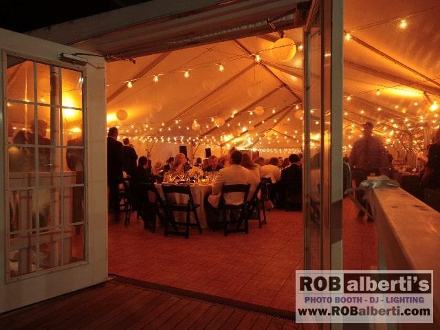 boston science museum wedding bistro