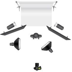 Studio Lighting Diagram Gm Map Sensor Wiring Achieving A Pure White Background
