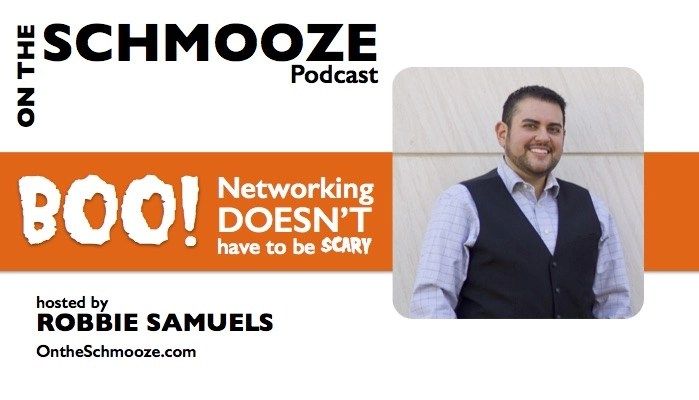 BOO! Networking Doesn't Need To Be Scary