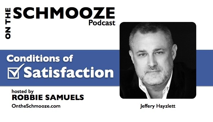 Conditions of Satisfaction - Jeffrey Hayzlett