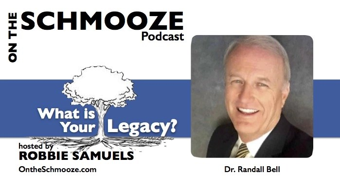 054 graphic Dr. Randall Bell - What is Your Legacy?