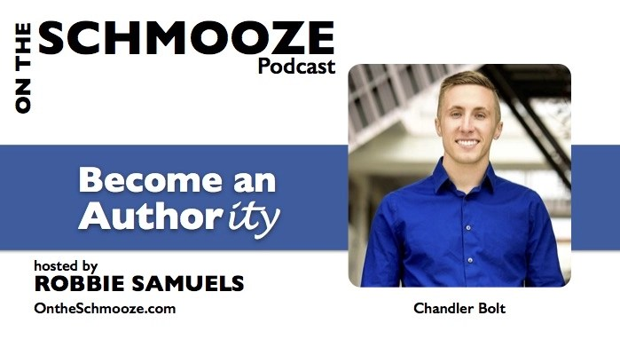 061 graphic Become an Author(ity) - Chandler Bolt