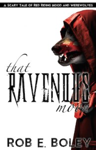 That Ravenous Moon Cover
