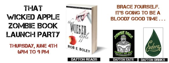 Wicked Apple Book Launch