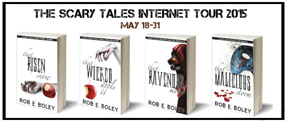 Scary Tales Internet Tour