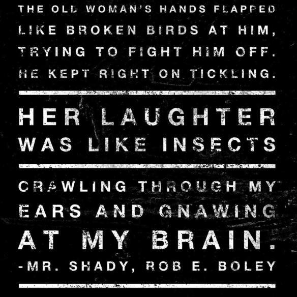 Mr Shady Excerpt